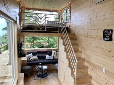 Endeavor Tiny House Retreats