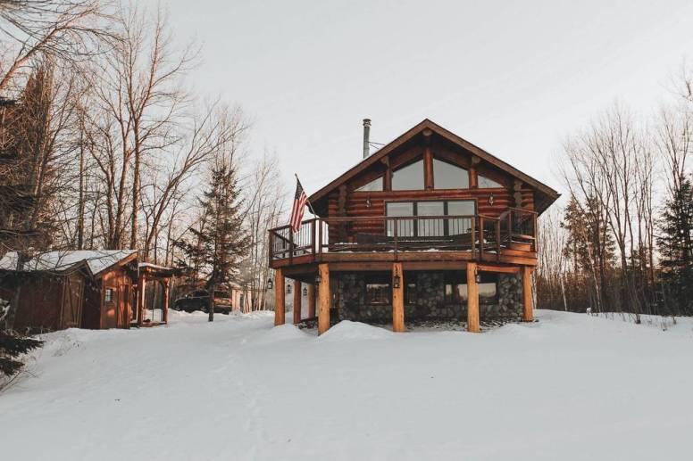 log cabin on alek 2