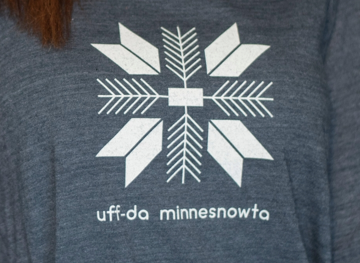TEAMING UP FOR A MINNESNOWTANCAUSE