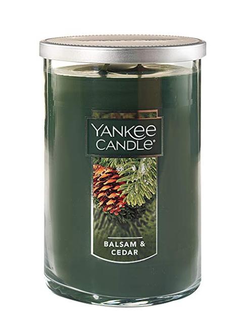 Balsam & Cedar Candle