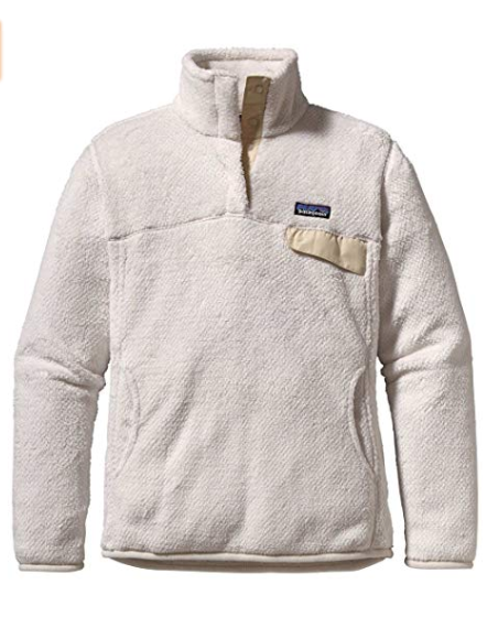 Patagonia Zip Up Sweater