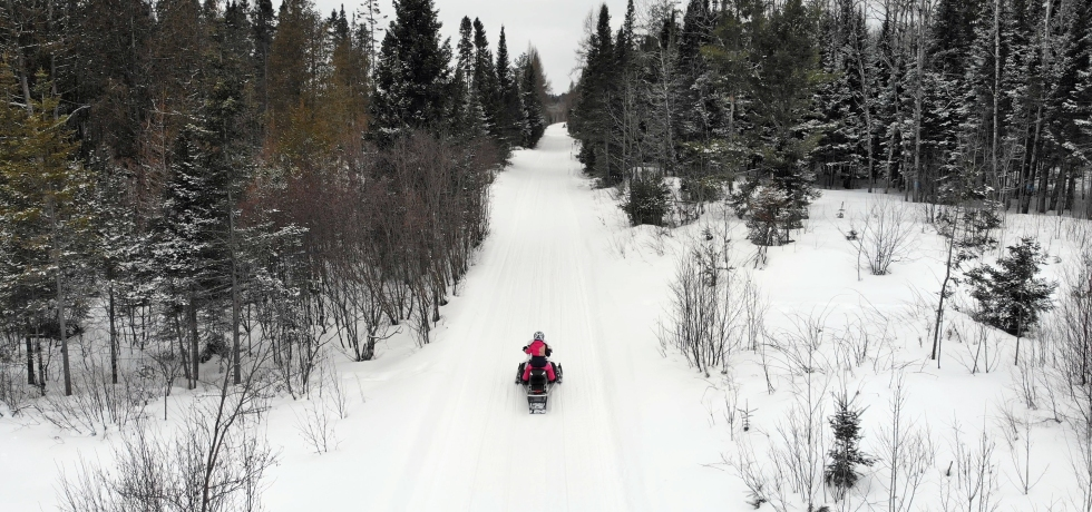 Eagle River Snowmobiling
